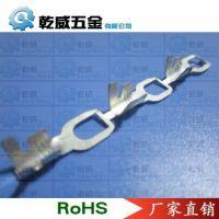 东莞乾威五金供应3.2/4.2Y型叉型端子/端子生产商