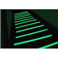 夜光膜 可喷绘印刷PVC蓄光膜 高亮绿光PET自发光材料发光贴纸