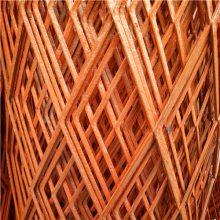 成都100刀钢板网 菱形拉伸网 钢板网围网批发