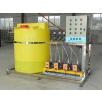 专业供应全自动加药装置——湖南赛盈厂家批发、报价 订购热线:18163732817