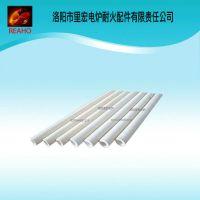 【里宏】供应洛阳批发工业电炉用瓷管/高温瓷管 T型管