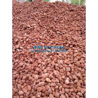 黑色火山石滤料|园艺/铺面用黑色火山石颗粒|园林造景