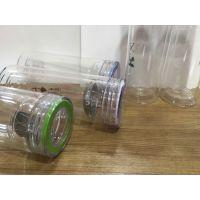 西安盼源定制玻璃杯子高硼创意水晶定制款