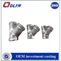 OEM investment casting lost wax process artworks hardware from China oem factory