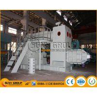 JK Full Steel Series Double Stage Vacuum Extruder