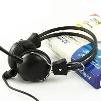 台式电脑耳机SP-810MV带麦克风 头戴式 笔记本网吧游戏超重低音