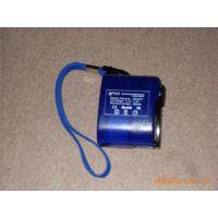 厂家供应各色手摇充电器/手机应急充电器