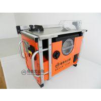 正品锯美LC-ST-005无尘锯 地板安装锯木工小台锯地脚线切割机