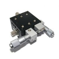 XY滑台二维移动平台 精密手动微调台 光学平移台 XY移动滑台微调平台