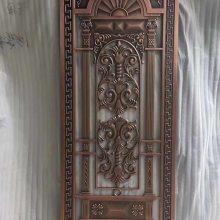 山东铝镂空隔断 古铜电镀隔断款式新颖色彩多样化