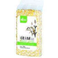 百益公司,有机玉米糁双层包装,东北玉米