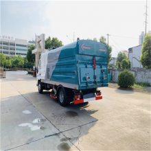驻马店地区江铃湿式扫路车价格,水泥厂清扫车参数