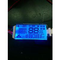 夺胜定制生产电动车用仪表LCD液晶屏背光源模块控制板
