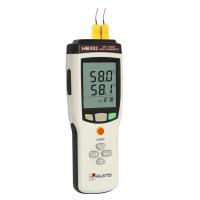 热电偶测温记录仪 HTHE804