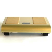 情步QX-1铝合金笔记本整体车 四轮平衡车智能车