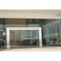 增城区新塘自动玻璃门|安装感应玻璃门|银行自动玻璃门维修