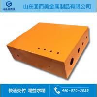 焊机箱外壳钣金工控机箱机柜定制4u工控铝面板拉丝镀锌板折弯加工