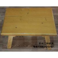 苏州家具厂家批发 实木小餐桌 小桌子 实木凳子 【苏州三特家具】