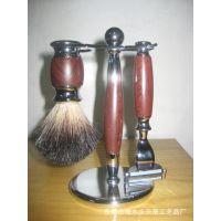 胡刷套装、胡刷架剃须刀胡刷架套装、高档锌合金胡刷架、胡刷头