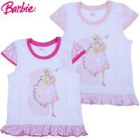 芭比童装女童吊带背心儿童睡衣睡裙 宝宝打底衫纯棉夏装
