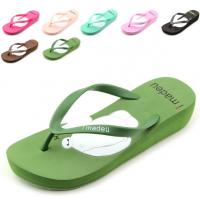 广州华南鞋城大量低价供应2015夏季新款拖鞋