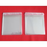 opp自粘袋pp透明不干胶袋服装包装袋塑料袋自封袋胶条袋