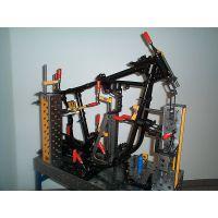 中德焊邦生产摩托车车架焊接/焊接夹具工作台