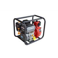 西安2寸高扬程汽油水泵、西安汽油消防泵、手抬式机动消防泵