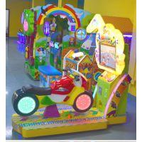 新品超级摩托游艺机 儿童赛车游戏机 淘气堡乐园电玩设备
