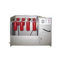 气瓶耐压爆破试验机,消防器材厂专用试验设备|设计方案