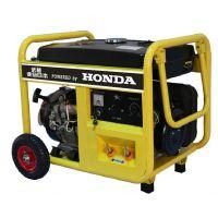 400A汽油发电电焊机使用时注意事项
