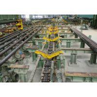 上海固宇石油管材钢管自动输送机生产线