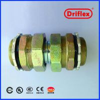 zinc plated steel& malleable iron fittings