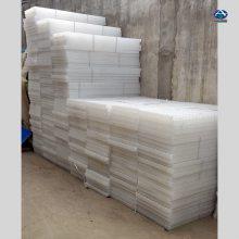 水泥冷却塔网格填料 混凝土冷却塔高温填料 聚丙网格板 河北华强