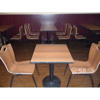 天津食堂餐桌椅专卖|天津四连体餐桌椅厂家Y-12型餐桌特价促销