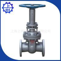 国标阀门SZUZ41Y无泄漏碳钢闸阀 上海上州