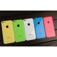 苹果5c手机模型 iPhone5C手机模型 展示出样机1:1彩屏 黑屏模型机