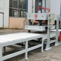 供应120T贴木皮木门热压机全套设备-青岛国森机械