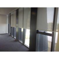 南京金盾专业安装办公室隔热防晒卷帘,隔热防紫外线百叶窗,卷帘制作安装,