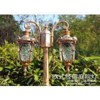 厂家直销黄石太阳能庭院灯3米-4米LED亮度高款式好看价格低
