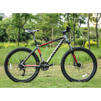 JAVA佳沃山地自行车ETNA-27S-A铝合金培林轮组27速油压刹车