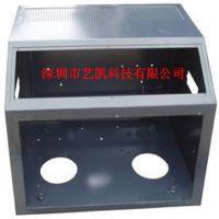机箱机柜龙门铣床激光切割折弯成型定制款1.0厚冷板不锈钢喷粉加