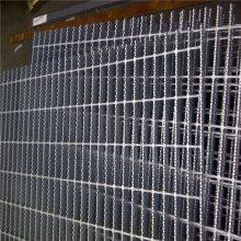 旺来热镀锌排水盖板 不锈钢踏步板 格栅板