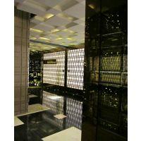志御热售-不锈钢钛金屏风 酒店豪华装饰屏风 送货上门