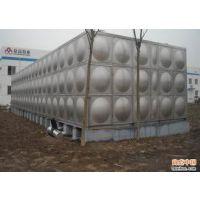 合阳消防水箱价格 RB-15合阳消防水箱经销商 润捷水箱