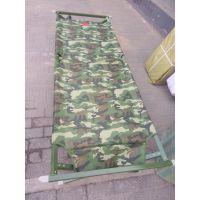金盾单人稳固型折叠床 钢结构野战行军床 舒适款行军床
