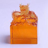 琉璃印章纪念品,深圳琉璃工艺品定制,深圳琉璃工艺品,赠送学校的礼品,老师的纪念品礼品。深圳琉璃工艺品