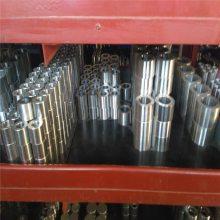 绍兴经销2寸18-8化工专用管道丝接管古,一端坡口焊接,一端NPT螺纹扣