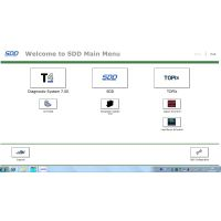 原厂路虎捷豹检测设备 原厂VCI SDD离线和在线双系统