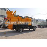 车载式搅拌泵机确保转动使用寿命,农村建设用的车载式搅拌泵机